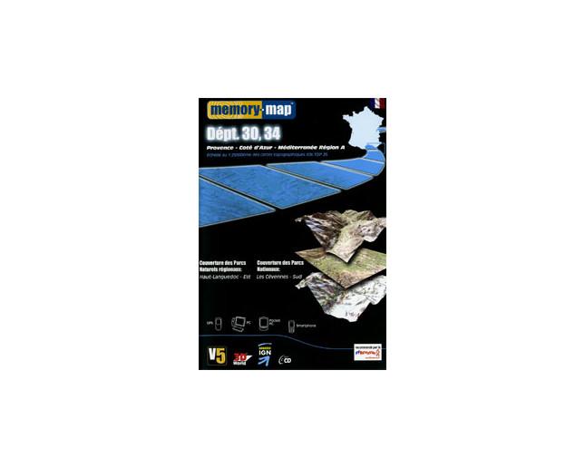 Memory Map Region D : 2A, 2B - CD