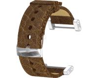 Suunto Bracelet Core Cuir Marron