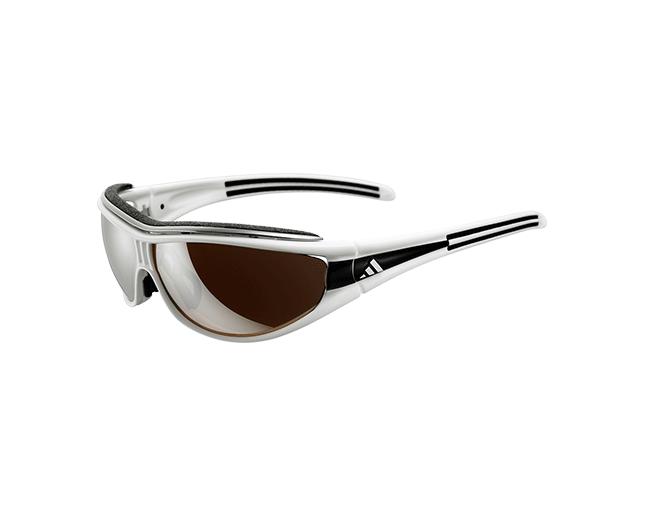 Adidas Evil Eye Pro L Race White/Black LST Active Silver et Bright