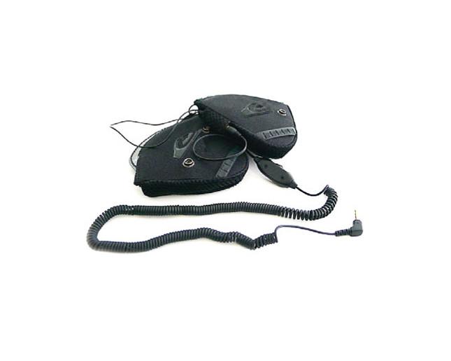 Roxy système audio MP3 Casque de Ski Sugar Loaf