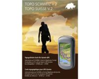 Garmin Topo Suisse Est DVD