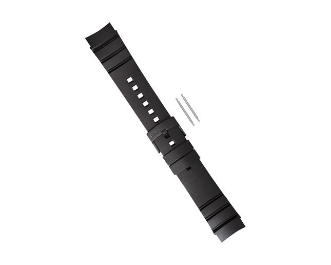 Suunto Bracelet Elementum Aqua elastomere noir
