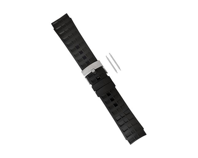 Suunto Bracelet Elementum Terra elastomere noir