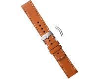 Suunto Bracelet Elementum Ventus Cuir brun