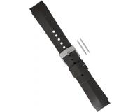 Suunto Bracelet Elementum Ventus elastomere gris