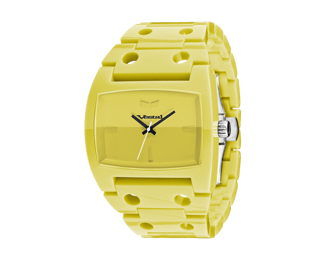 Vestal Destroyer Plastic Yellow