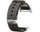 Suunto Bracelet Core Cuir Noir Mat