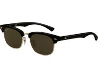 Ray-Ban Clubmaster Junior RJ9050S Shiny Black Plastic