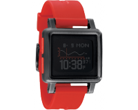 Nixon The Housing All Black/Red