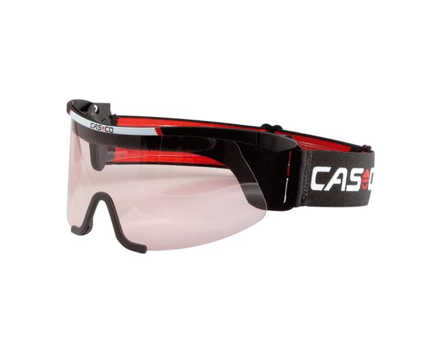 Casco Nordic Comp Black 2 écrans Vautron+Clear