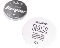 Suunto Kit Batterie M2 blanc