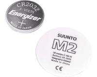 Suunto Kit Batterie M2 blanc