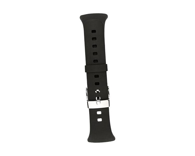 Suunto Bracelet M1 et M2 elastomere noir