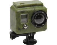 GoPro Caméra Housse Silicone Camouflage