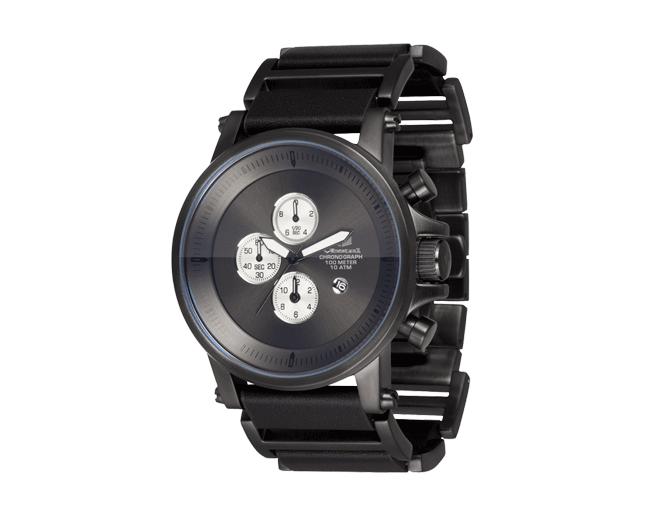 Vestal Plexi Gunmetal/Black