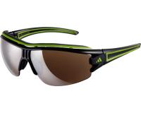 Adidas Evil Eye Halfrim Pro L Shiny Black/Green 2 écrans LST Active Silver et Bright