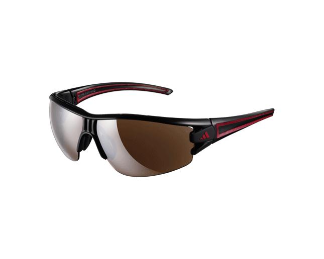 Adidas Evil Eye Halfrim S Shiny Black/Red LST Active Silver