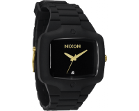 Nixon The Rubber Player Matte Black/Gold