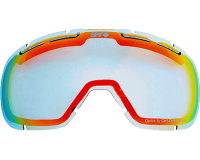 Spy Ecran Masque de Ski Spy Bias Yellow