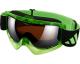 Adidas ID2 Pro Transparent Neongreen LST Bright (Antifog) + LST Active Silver