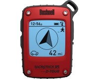 Bushnell Backtrack D-TOUR Rouge