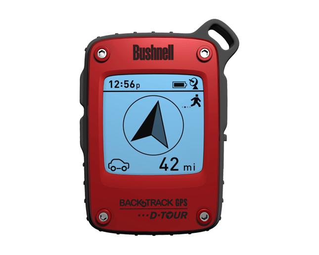 Bushnell Backtrack D-TOUR Rouge