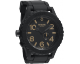 Nixon The Rubber 51-30 Matte Black/Gold