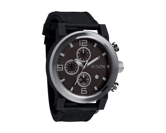 Nixon The Ride Black