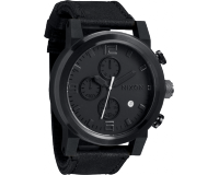 Nixon The Ride All Black