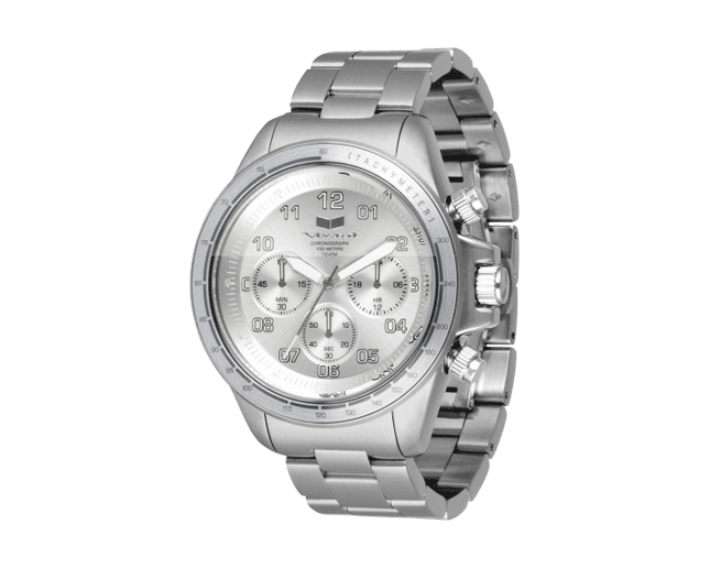 Vestal ZR-2 Brushed Silver