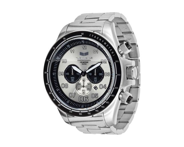 Vestal ZR-3 Brushed Silver