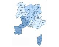 Garmin Topo France Sud-Est Pro
