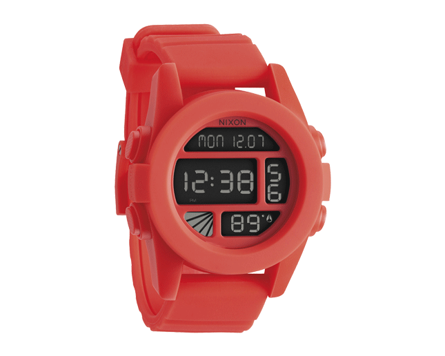 Nixon The Unit Neon Orange