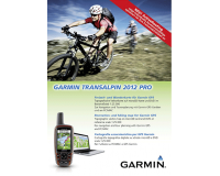 Garmin Topo Transalpes 2012 Pro