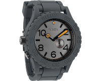 Nixon The Rubber 51-30 Steel Gray