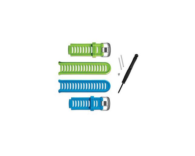 Garmin Bracelet Forerunner 910XT Bleu/Vert