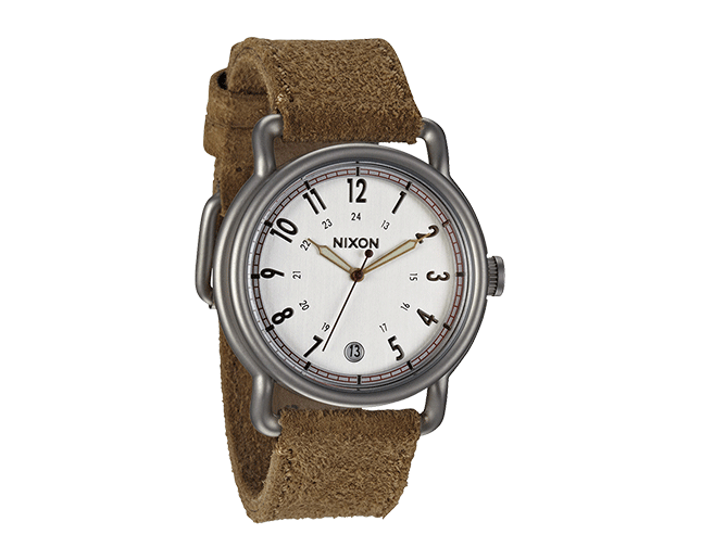 Nixon The Axe Desert Suede
