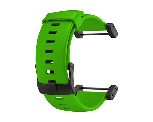 Suunto Bracelet Core Silicone Vert