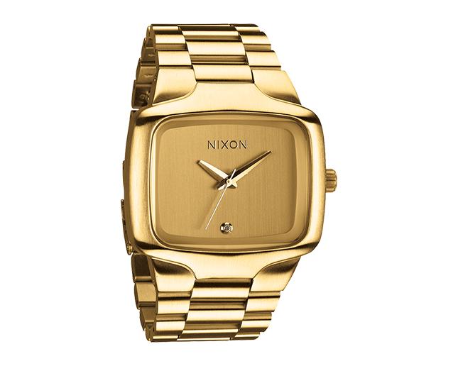 Nixon The Big Player All Gold