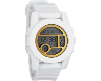 Nixon The Unit 40 All White/Gold