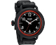 Nixon The October All Black/Red