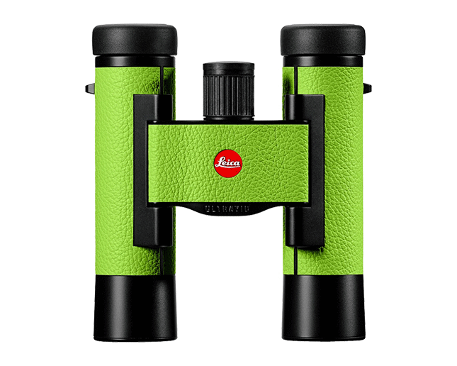 Leica Jumelle Ultravid Compact 10x25 Colorline Vert Pomme ICE