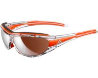 Adidas Evil Eye Pro-S Race Transparent/Orange LST Active Silver et Bright