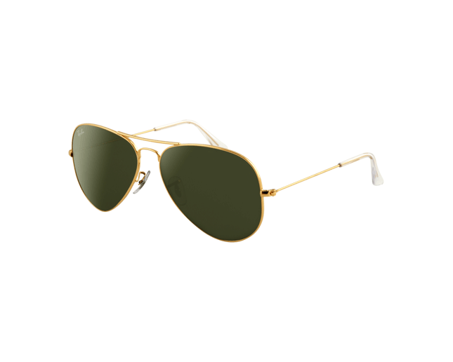 Ray-Ban Aviator Junior RJ9506S Gold Green
