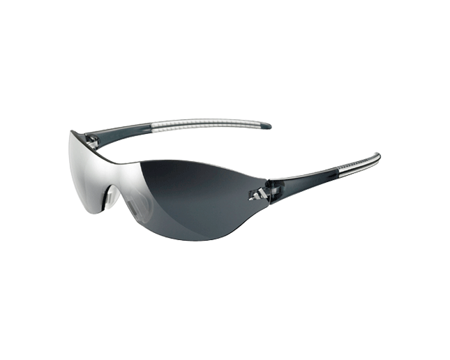Adidas The Shield-S Grey Silver Gradient - A262 00-6103 - Sunglasses ...