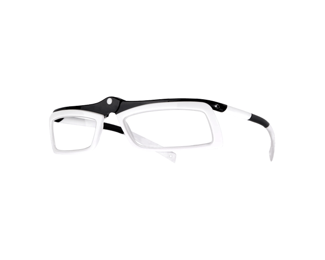 Lele's Lunette loupe L02R White and Black