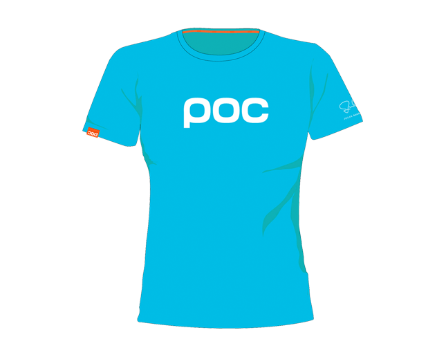 POC Tee-Shirt Julia Mancuso