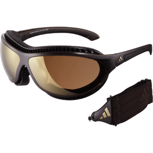 Además herir compañero  Adidas Elevation ClimaCool Black/Gold Space lens et LST Bright - A136/00  6059 ICE - Sunglasses - IceOptic