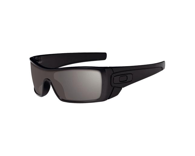 Oakley Batwolf Lenses >> Oakley Batwolf Polished Black Warm Grey Oo9101 08 Ice Sunglasses