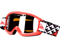 Quiksilver Eclipse Red Orange Chrome